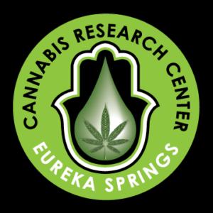 Cannabis Research Center Eureka Springs Logo